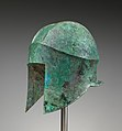 Bronze helmet of Illyrian type MET DP284905.jpg