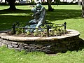 Bronze statue - geograph.org.uk - 1916874.jpg