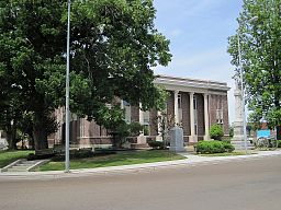 Haywood County Courthouse i Brownsville.