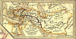 Brue, Adrien Hubert, Asie-Mineure, Armenie, Syrie, Mesopotamie, Caucase. 1839. (G).jpg
