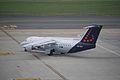 Brussels Airlines OO-DJY Avro RJ85 Brussels airport.jpg