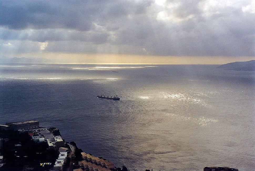 Bucht %26 Stra%C3%9Fe von Gibraltar