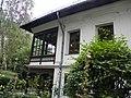 Bucuresti, Romania, Muzeul Theodor Pallady, (Casa Melik), Str. Spatarului nr. 22 (detaliu 3); B-II-m-A-19723.JPG