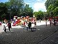 Bucuresti, Romania. PARCUL HERASTRAU. Acum Parcul Regele Mihai I. Loc de joaca pentru copii. (B-II-a-A-18802) (4).jpg