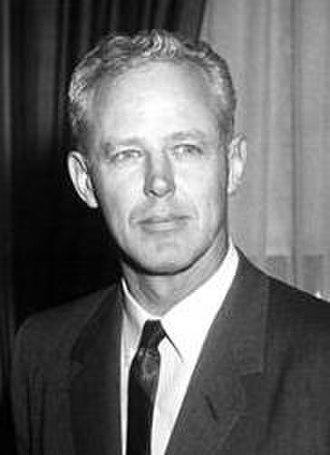 Bud Wilkinson - Bud Wilkinson in 1961