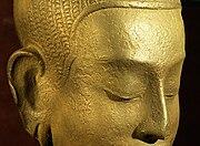 Gautama Bouddha en méditation.