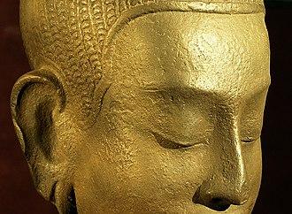 Amaravati Buddhist Monastery - Image: Buddha