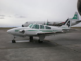 Image illustrative de l'article Beechcraft Baron