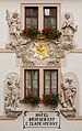 Building details in a hotel, Prague, Czech Republic - 8516.jpg