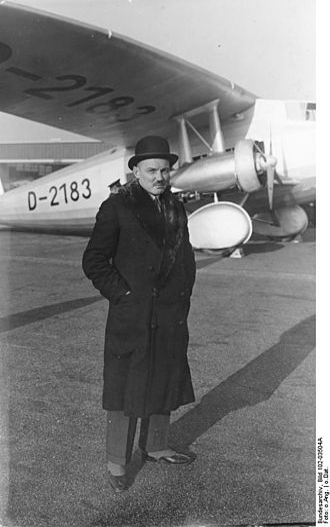 Kempten - Claude Dornier 1931