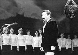 Peter Schreier German tenor and conductor
