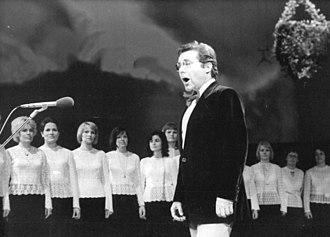 Peter Schreier - Peter Schreier (1976)