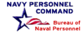 Bureau of Naval Personnel - Navy Personal Command logo.png