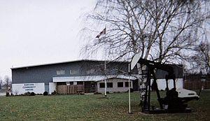 Burford, Ontario - Image: Burford Community Centre Arena