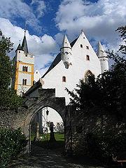 Burgkirche Ingelheim