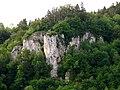 Burgstall Stein 13, Donautal.JPG