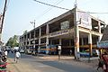 Bus Terminus With Shopping Complex under Construction - Howrah Zilla Parishad - Amta Road - West Bengal State Highway 15 - Domjur - Howrah 2014-04-14 0552.JPG