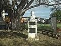 Busto de José Rendón Peniche, Mérida, Yucatán (01).JPG