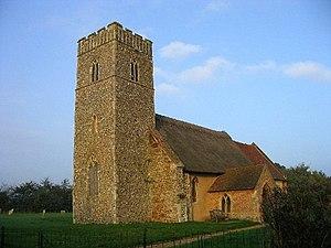 Butley, Suffolk - Image: Butley Parish Church, Suffolk geograph.org.uk 72626