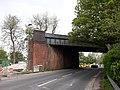 Butts Bridge, Watercress Line building works 02.jpg