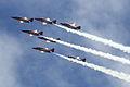 CASA C-101 Aviojet de la Patrulla Águila del Ejército del Aire de España (14748731923).jpg