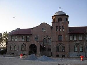John C. Osgood - Colorado Fuel and Iron Company hospital