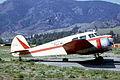 CF-NIU Cessna T-50 Rapid Air YYF 14MAY67 (6926181053).jpg
