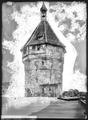 CH-NB - Schaffhausen, Munot, Turm, vue partielle - Collection Max van Berchem - EAD-6971.tif
