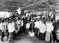 COLLECTIE TROPENMUSEUM Een veiling van verstane panden in het Gouvernements-Pandhuis Pasar Toerie te Surabaya Java TMnr 10001474.jpg