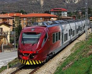 Malpensa Express - A CSA train