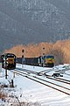 CSX in Winter (4226534375).jpg