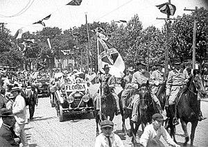 Confederate Park (Jacksonville) - Image: CW Veterans Jax