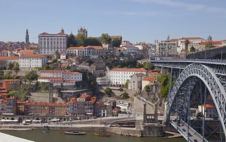 Tourism in Portugal - Porto and Northern Portugal.