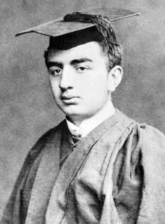 Calouste Gulbenkian - Gulbenkian in 1889 at the age of 20, newly graduated from King's College