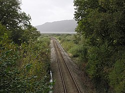 Cambrian line at Ynyshir - geograph.org.uk - 583505.jpg