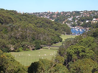 Cammeray - Tunks Park