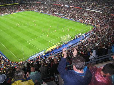 Camp Nou, 24.09.2011, Barselona - Atletico Madrid 5-0