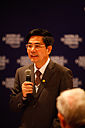 Cao Duc Phat, World Economic Forum on East Asia 2010.jpg