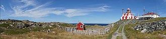 Cape Bonavista - Image: Cape Bonavista Lighthouse 2012