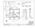Captain Alexander Marshall House, Auburn-Aureling Road, Auburn, Cayuga County, NY HABS NY,6-AUB.V,2- (sheet 9 of 10).png