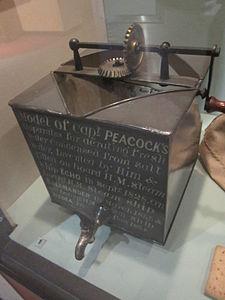 Captain Peacock's Apparatus, Merseyside Maritime Museum.jpg