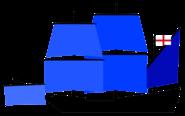 Captains-Ship-Rear Admirals -Squadron-English Navy (1545-1547)