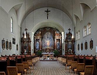 Capuchin Church, Vienna - Image: Capuchin Church Vienna