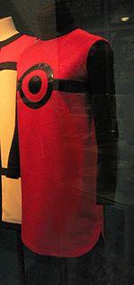 Pierre Cardin, vestito del 1967.