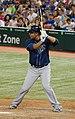 Carlos Peña batting in 2012.jpg