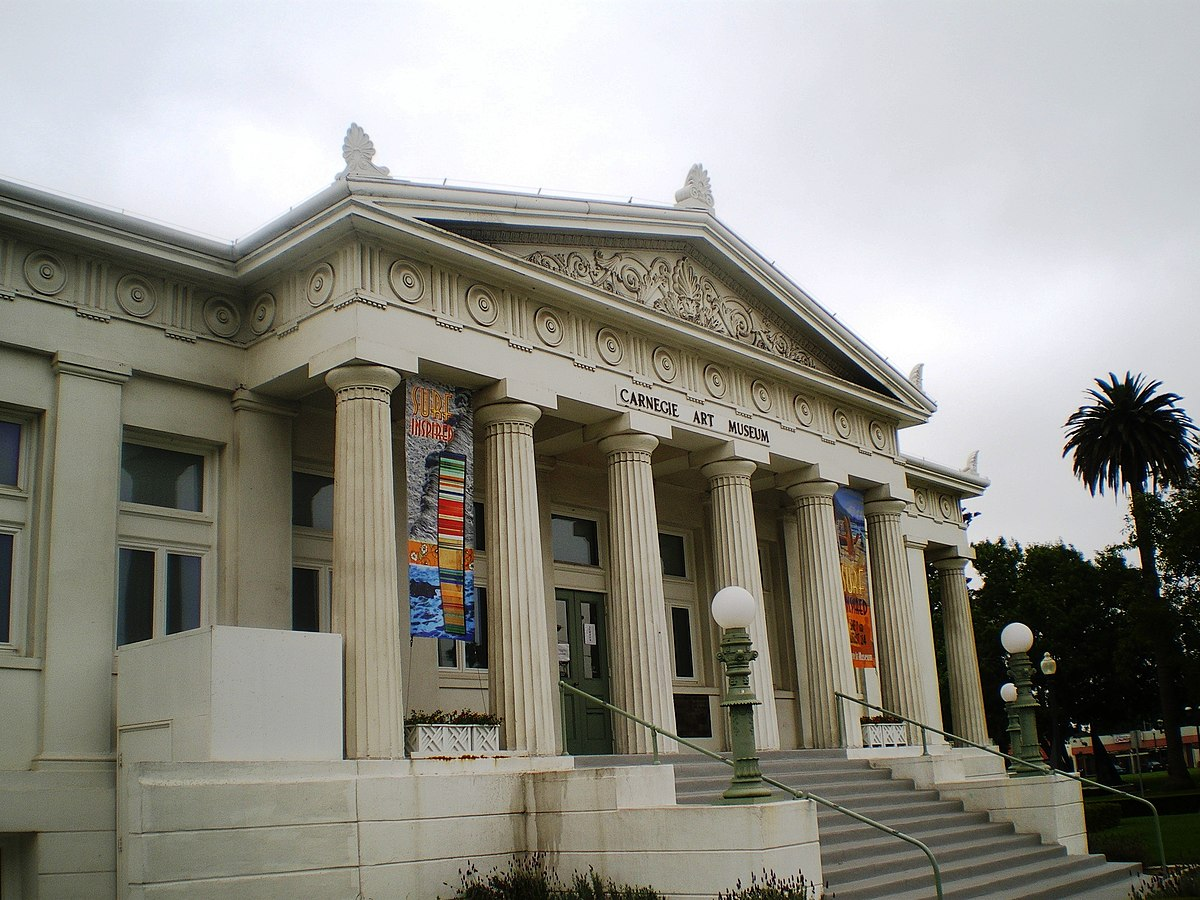 When Was The Carnegie Museum Of Natural History Built