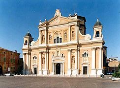 "The Cathedral of Carpi (""Duomo"")"