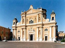 Carpi Cathedral or Duomo