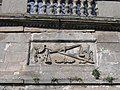 Carved Panel on the Bridgegate - geograph.org.uk - 371554.jpg