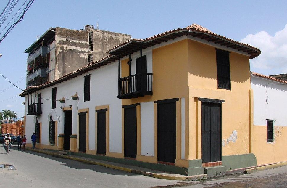 Casa Guipuzcoana Cagua